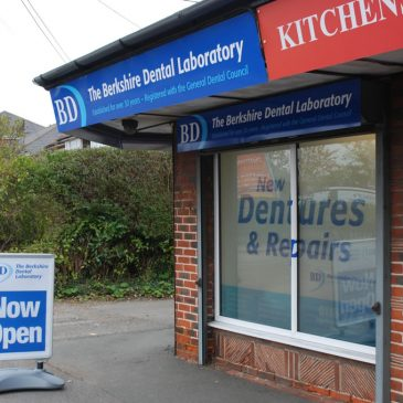 Professionals in Making New Dentures in Winnersh